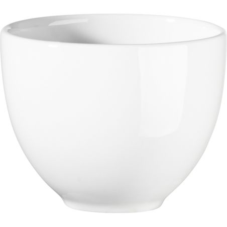 Mug blanc ovale