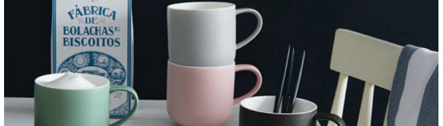 Tasses pour le thé et infusions